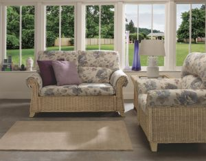 Clifton 2 Seater Sofa & Chair in Jasmine