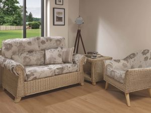 Clifton 2 Seater Sofa & Henley Chair in Orchid Beige