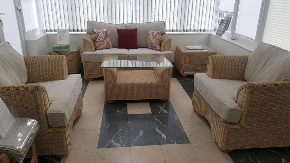 Toronto suite and scatter cushions